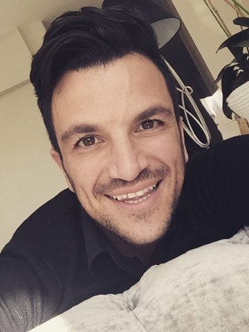 EXCLUSIVE: Peter Andre opens up about his mental health ...
