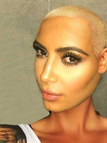 Kim Kardashian Dyes Hair Blonde But Will Her Next Move