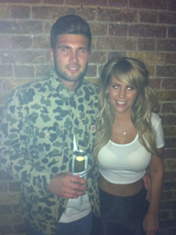 Who is kate from towie dating