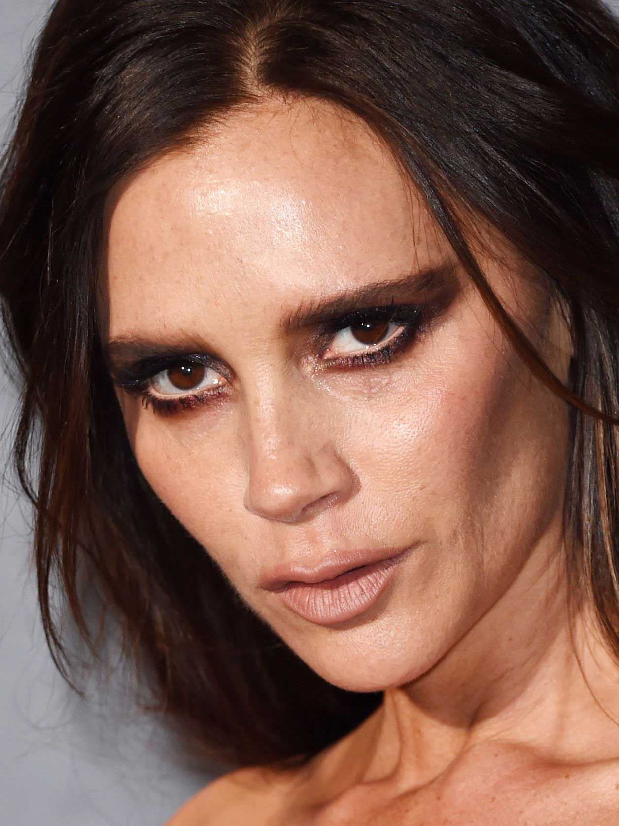 What Has Victoria Beckham Done To Her Face Has She Had
