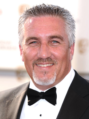 Paul Hollywood | The Great British Bake Off | Pictures