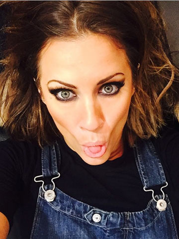 SEE the tattoo The X Factor's Caroline Flack has had to ...