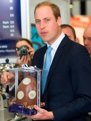 Easter: Prince William