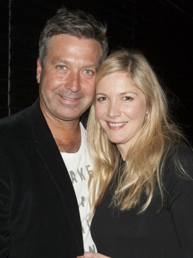 Lisa Faulkner and John Torode's love story in pictures