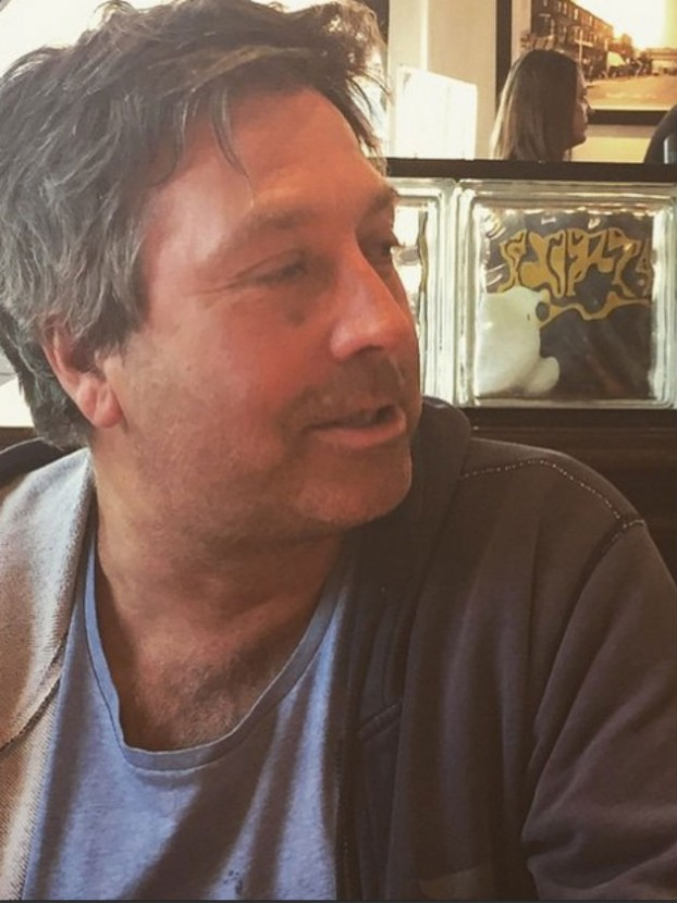 John Torode in Lisa Faulkner and John Torode's love story in pictures