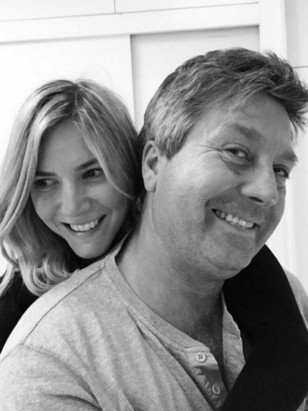 Lisa Faulkner and John Torode's love story in pictures