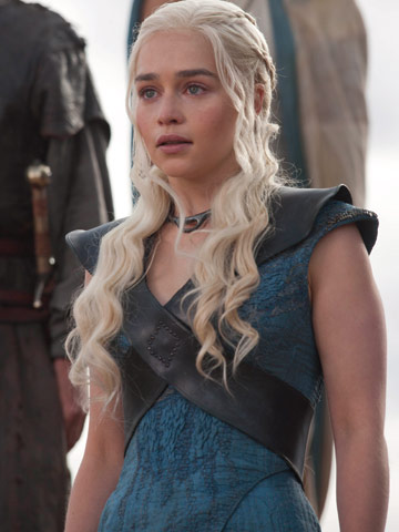 Game Of Thrones Star Emilia Clarke I Feel Just Like