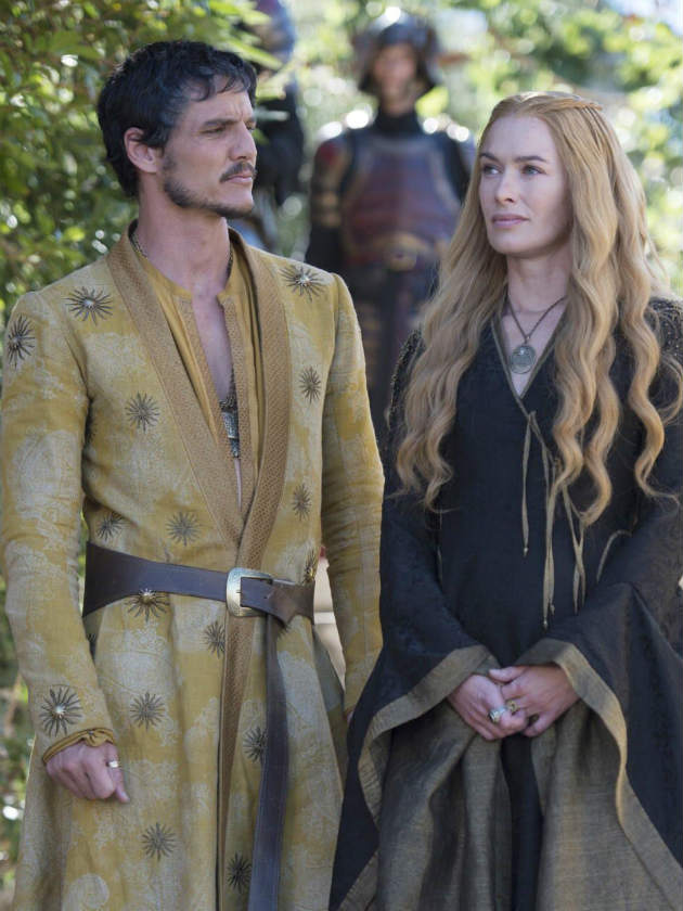 Pedro Pascal Lena Headey Are Game Of Thrones' L...