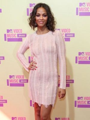 Zoe Saldana | MTV Video Music Awards | Pictures | Photos | new | Celebrity News