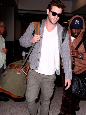 Liam Hemsworth | Celebrity Spy | Pictures | New | Celebrity News