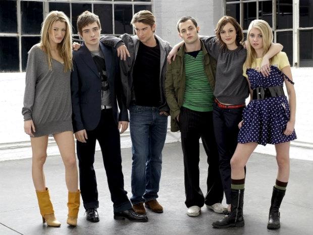 Gossip girl actors hookup real life