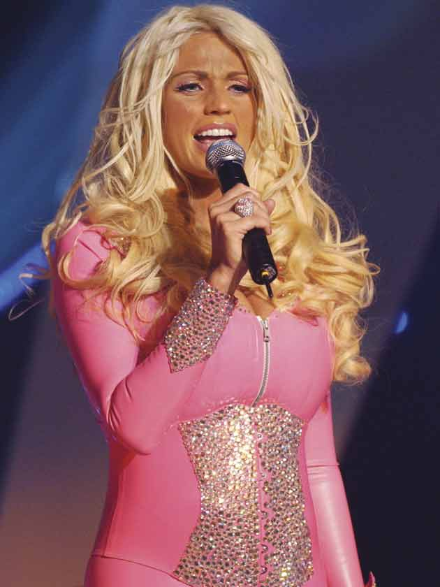 It Was A Fix Katie Price Says She Lost Out On