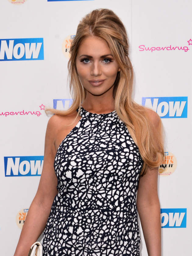 What A Transformation Amy Childs Reveals Very Different