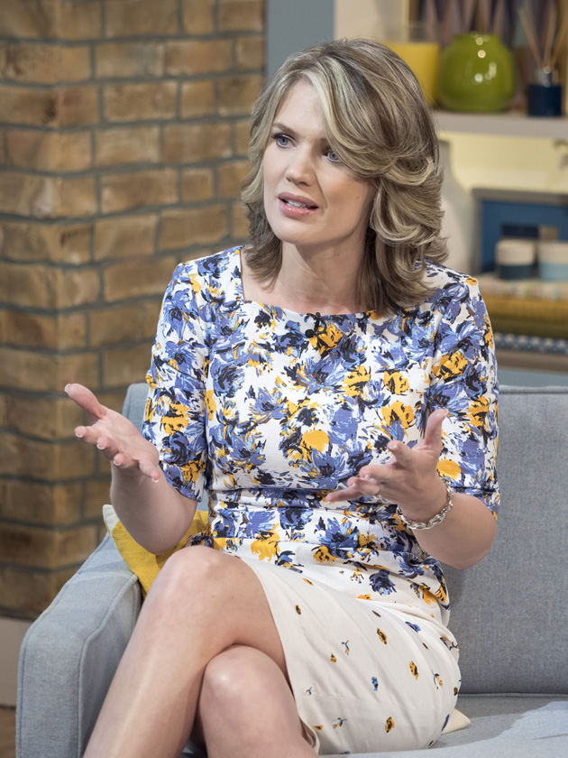 Charlotte Hawkins Opens Up About The Heartbreaking Loss Of