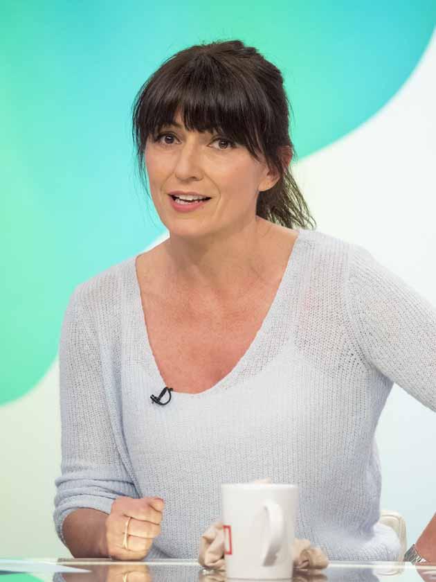 Davina Mccall Talks Plastic Surgery