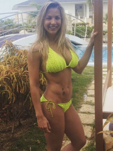 Shall gemma atkinson nipple bikini