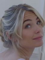 Made In Chelsea's Jess Woodley shares her holiday hair tips