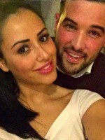 Marnie Simpson and Ricky Rayment are engaged!