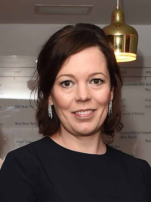 Olivia Colman earned a  million dollar salary, leaving the net worth at 3 million in 2017