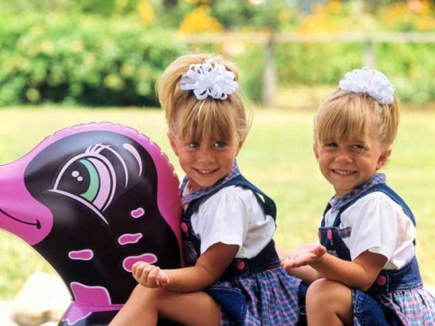 olsen twins kids full house wwwpixsharkcom images