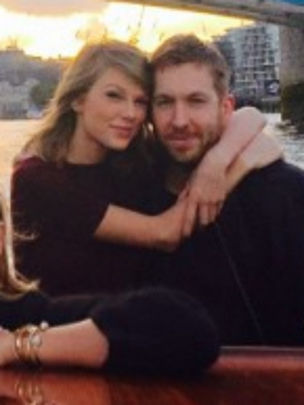 when did taylor swift and calvin harris start dating