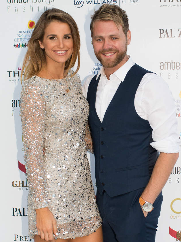 Vogue Williams Talks Brian Mcfadden I Thought We Would