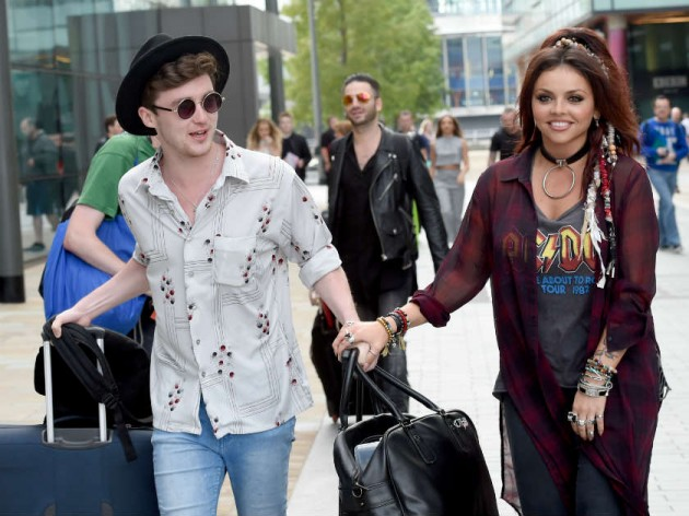 Jake Roche And Jesy Nelson Wedding