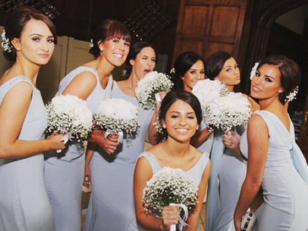 Jessica Wright Reminisces About Behaving Badly In New Michelle Keegan And Mark Wedding Photos Celebsnow