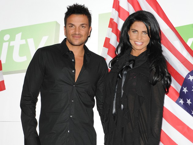 Katie Price And Peter Andre The Toxic Twist On Their 10th Wedding Anniversary