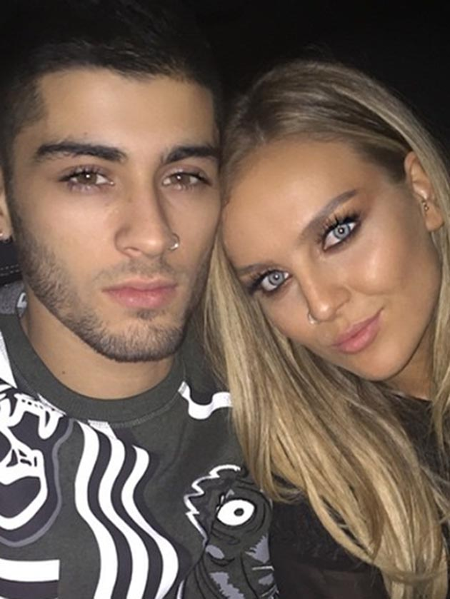 Little Mix's Jesy: 'Zayn Malik and Perrie Edwards will have three children.'