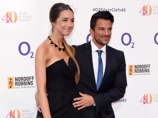 Peter Andre And Emily Macdonagh S Are Married All The Wedding Secrets
