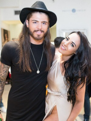 Sam Reece makes HUG dig at pregnant ex Stephanie Davis after it's revealed she's 'in labour'