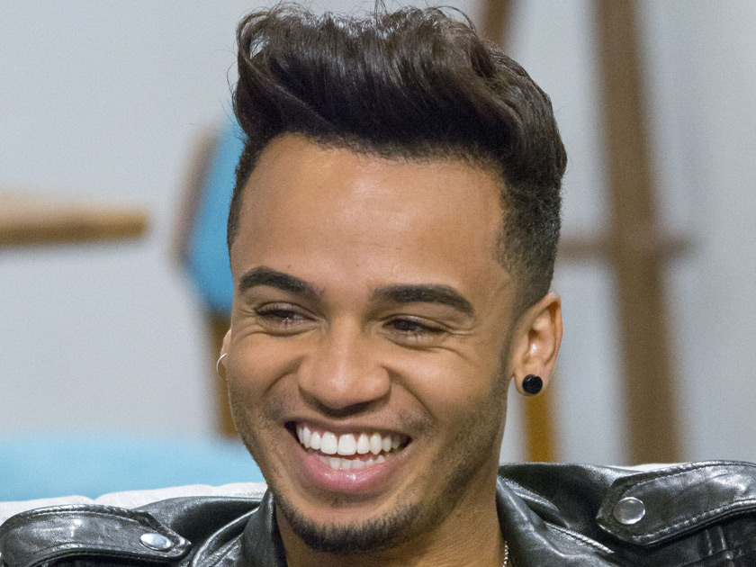 Aston Merrygold tells Now: 'I forgot a girl's name on a date!'