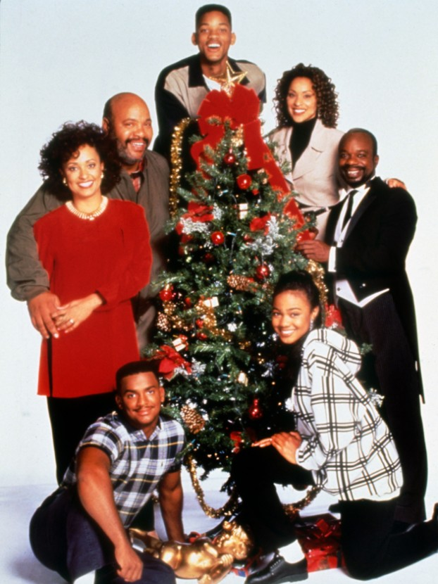A Prince For Christmas Cast.20 Years On The Cast Of The Fresh Prince Of Bel Air Reunite