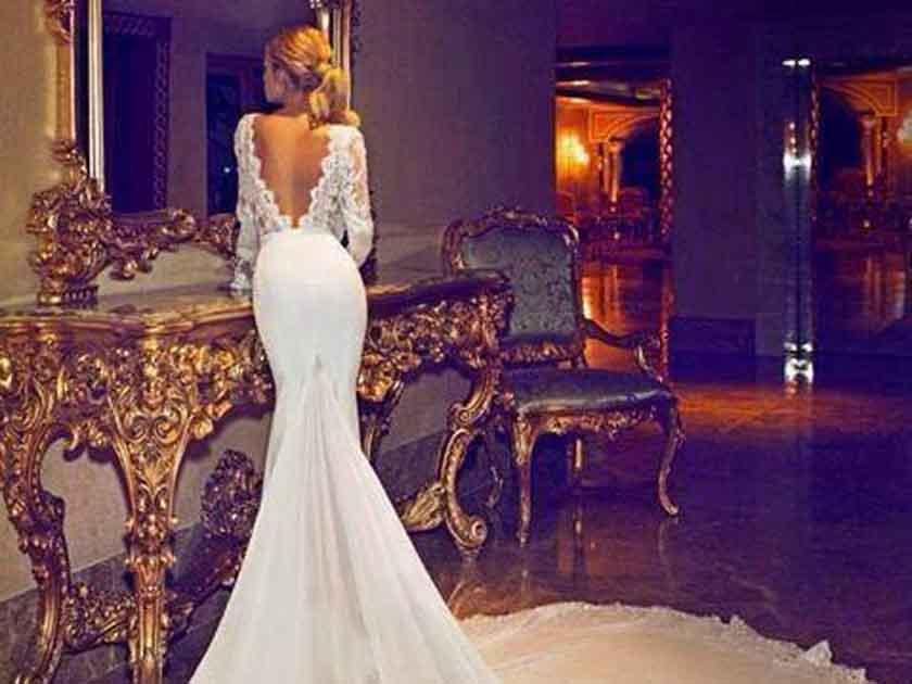 Jennifer Anistons Wedding Dress Branded A Fake