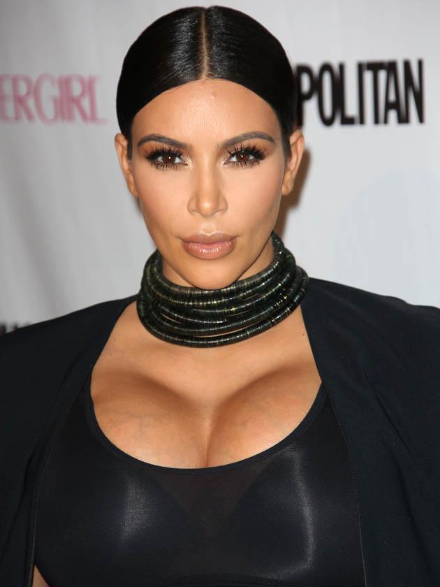 I Hate My Wonky Boobs Kim Kardashian S New Surgery Plans