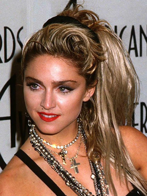 Watch Madonna S Changing Face Over The Years