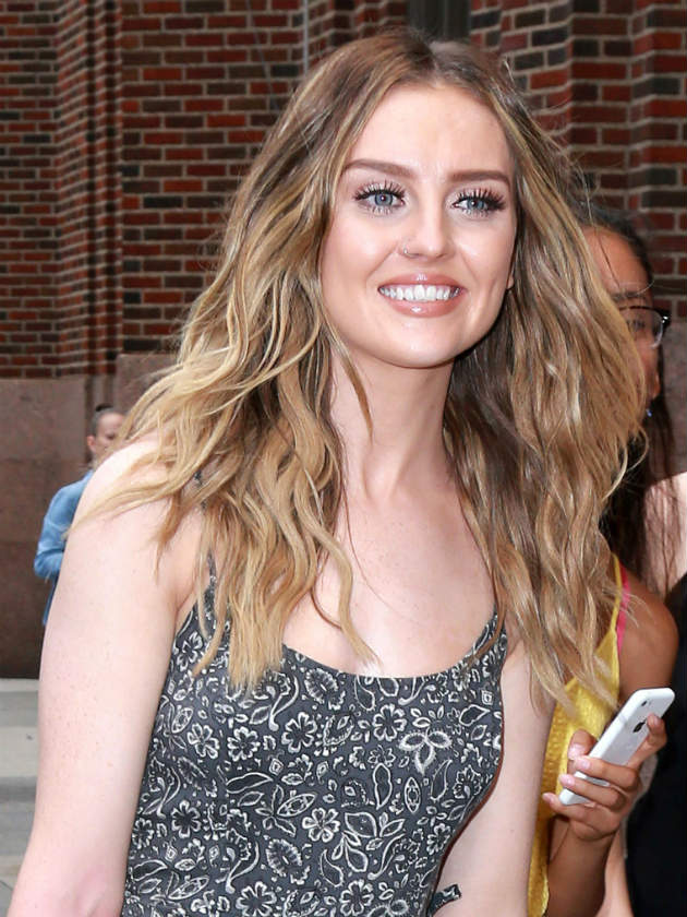 zayn malik who the proof that little mix�s perrie edwards