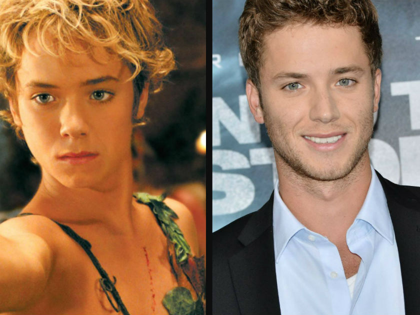 Remember Peter Pan And Wendy They Re All Grown Up Hot See The Pictures