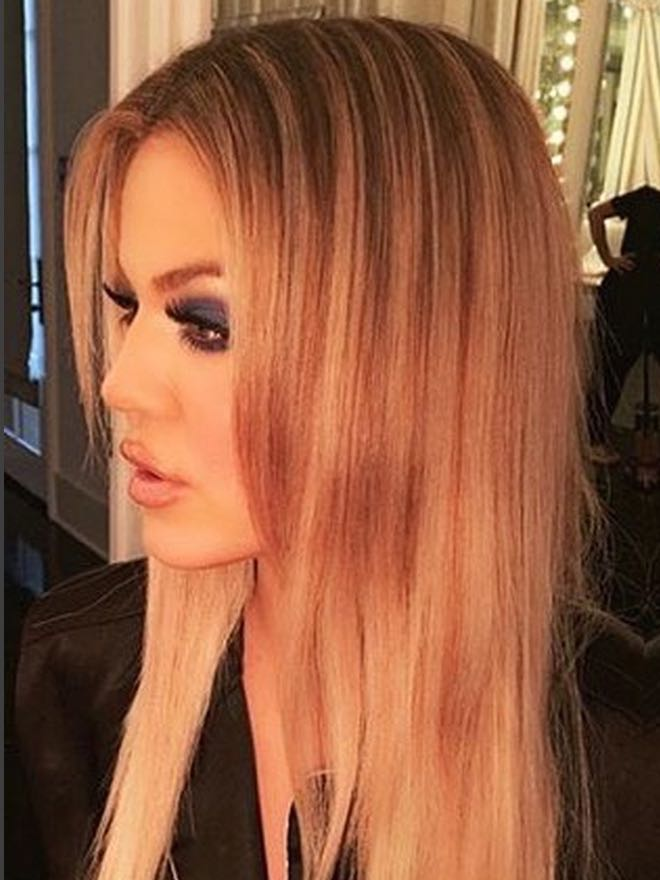 khloe kardashian new hair style you to see khloe s new hair celebsnow 2740 | Screen Shot 2015 08 10 at 06.39.131