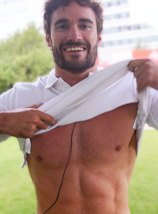Exclusive thom evans takes the now man test