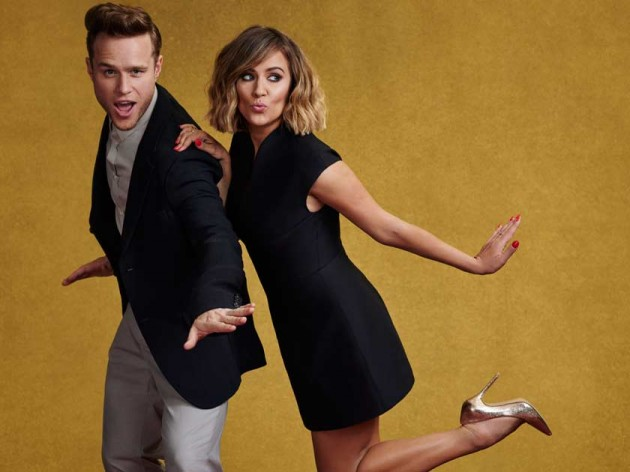 Olly Murs Says Caroline Flack Fancied Him On X Factor Audition