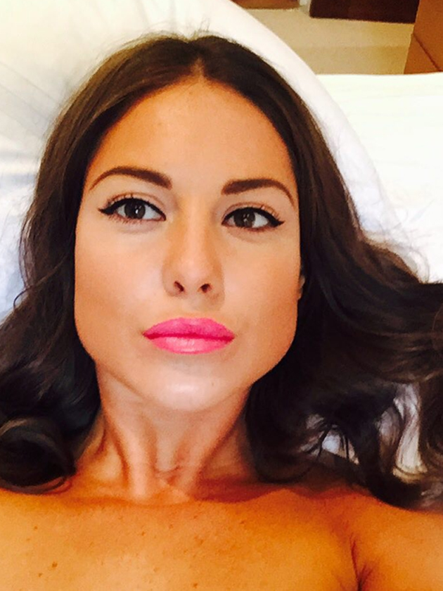 Made In Chelsea S Louise Thompson Shares Her Beauty Tips