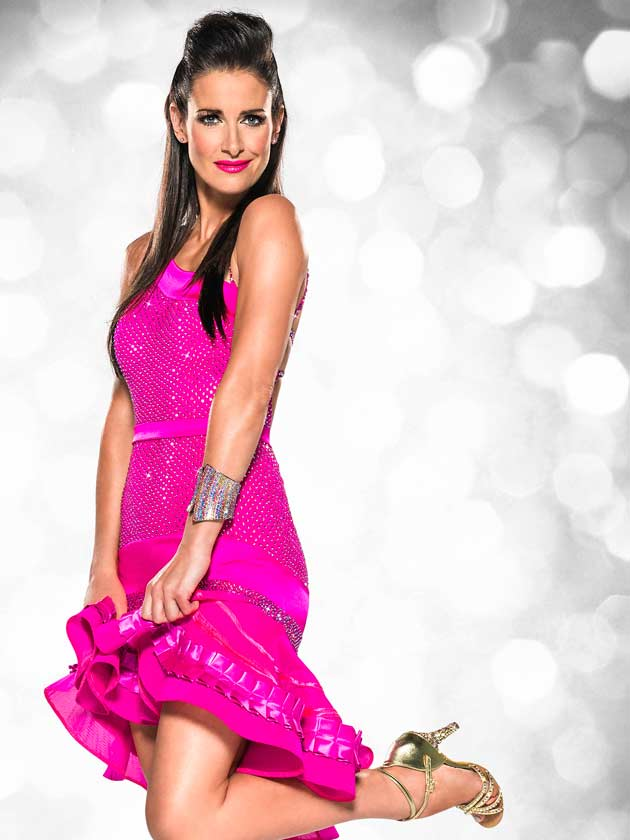 Kirsty Gallacher: 'I like strong looking women, like Madonna!'