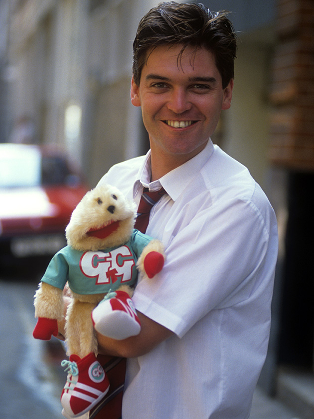 Where Are Gordon The Gopher Amp Other Cbbc Presenters Now