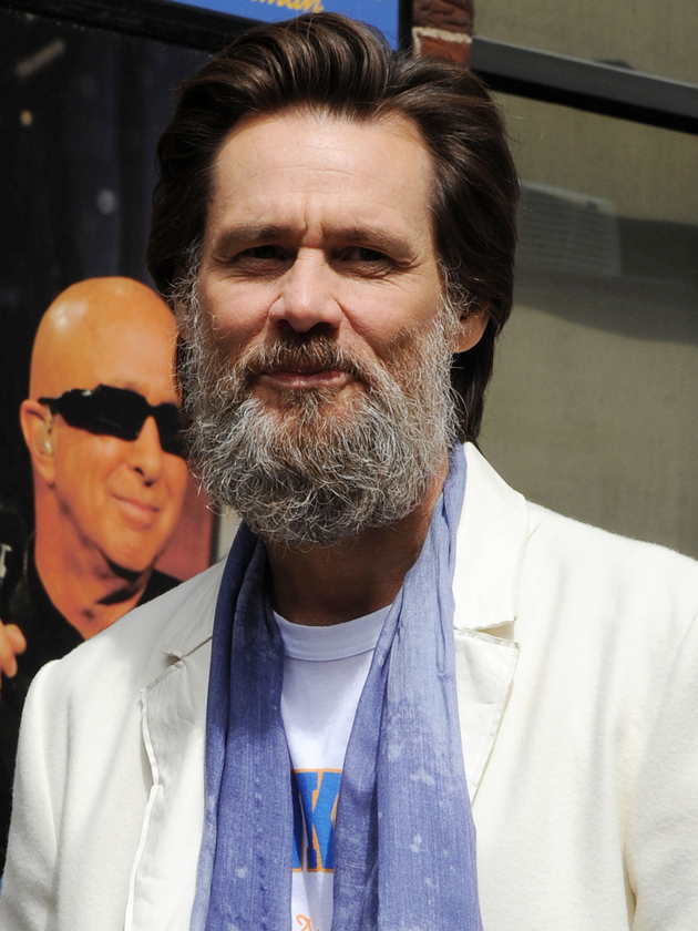 Jim Carrey speaks out following the death of his girlfriend Jim Carrey