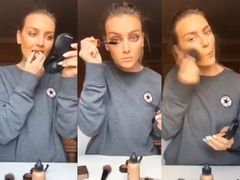 Want to look like Perrie Edwards? WATCH the 5 tips we learnt from the Little Mix make-up tutorial