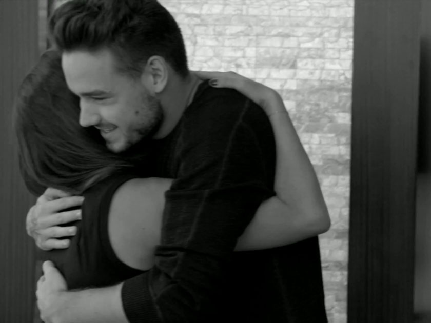 Liam Payne Hugging Fans WATCH 13 perfect thing...