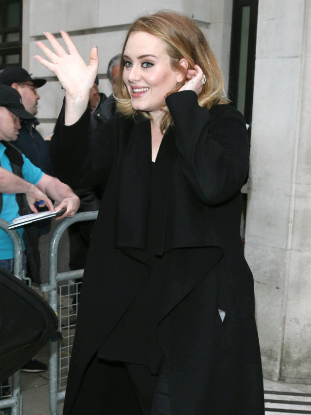 'I'm getting in shape for myself': Adele reveals weight ...