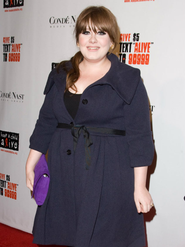 Recent Pictures Of Adele